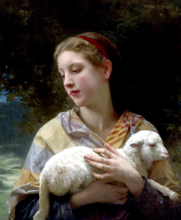 Bouguereau_Innocence