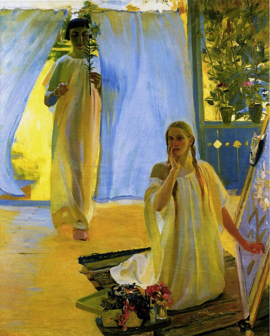 MURASHKO-Alexander_The-Annunciation_1909