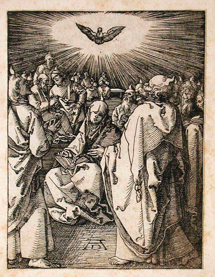 Pentecost_DURERR-Albrecht