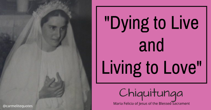 CHIQUITUNGA - Dying to live