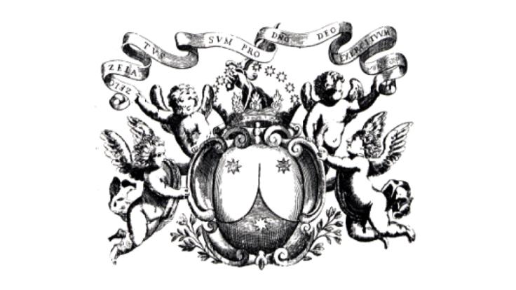 Blazon Ocarm antique