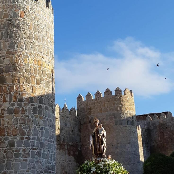 NDMC_Avila walls