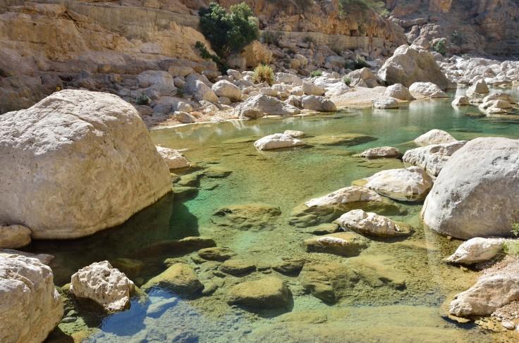 Wadi Tiwi_Oman