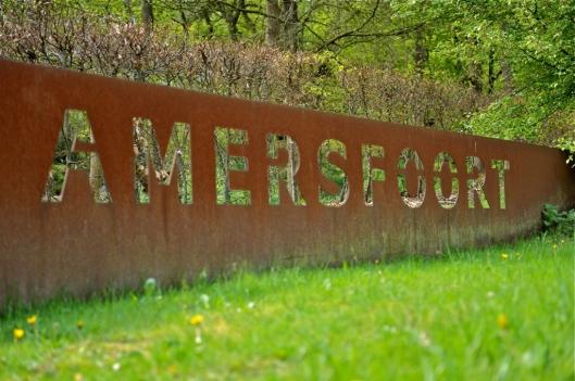 Entrance, Camp Amersfoort