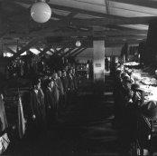 Men's barracks interior