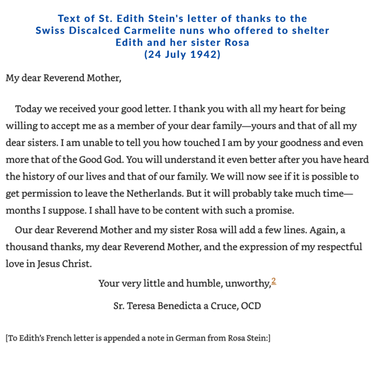 EDITH - screenshot of Letter 338