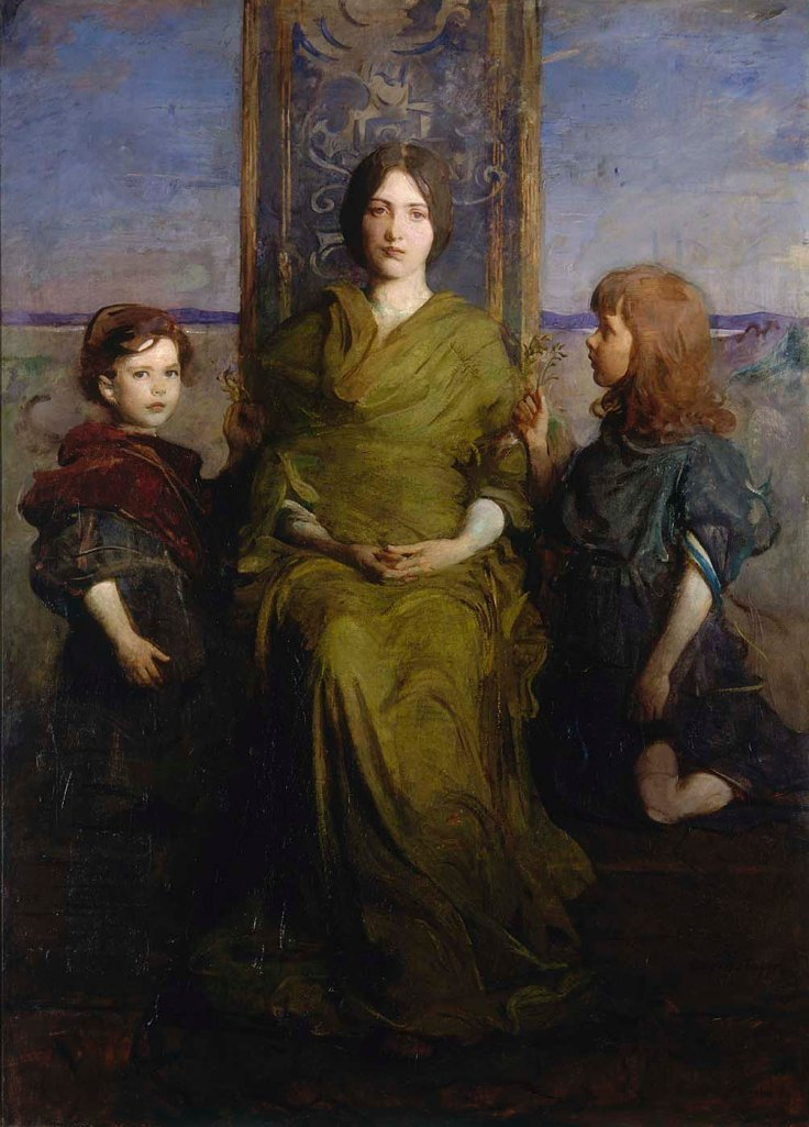 THAYER-Abbott-Handerson_Virgin Enthroned