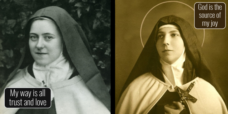 Therese and Teresa de los Andes