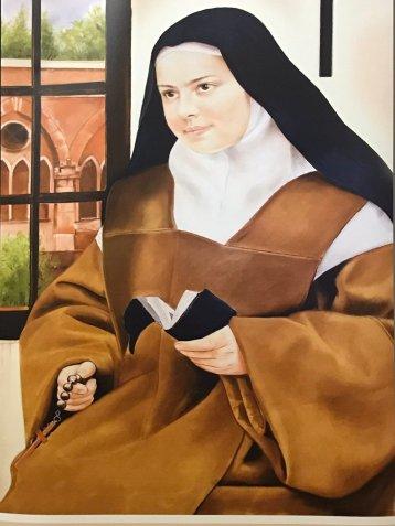 Detalle del retrato