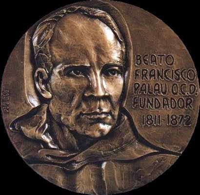 Francisco Palau medallion