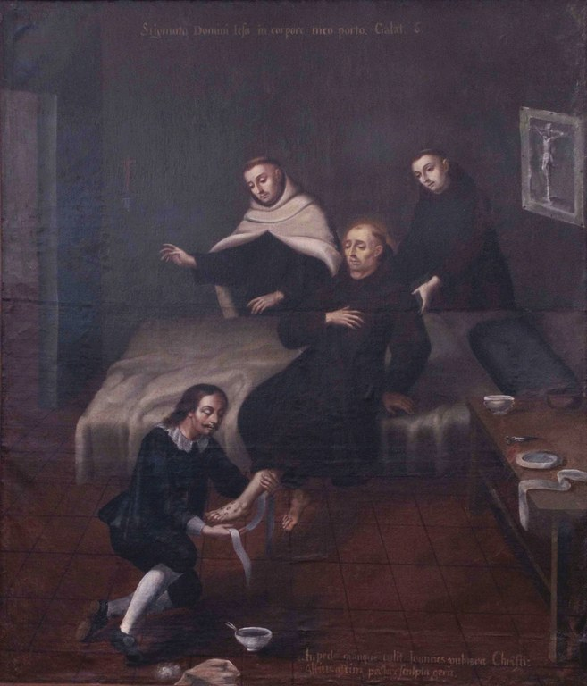 Cure of Saint John of the Cross - Puebla