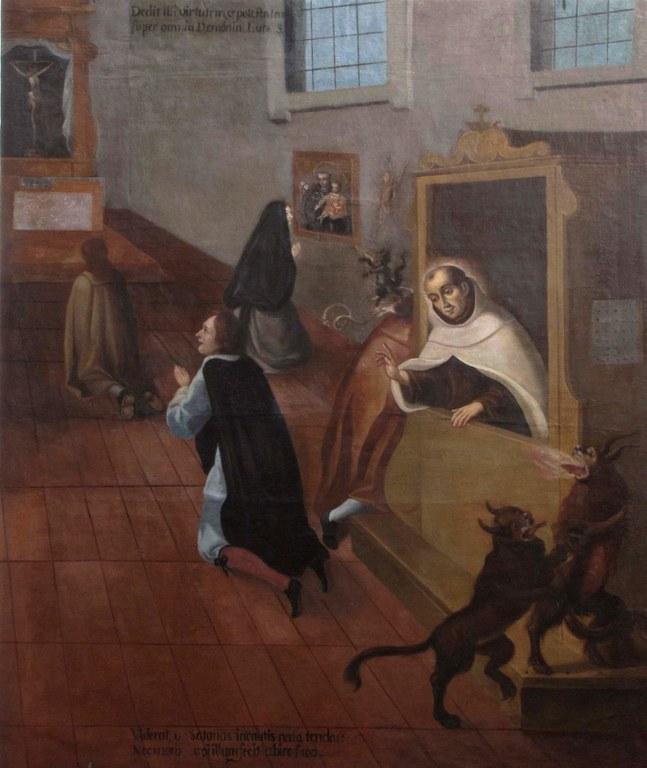 Confession of St John of the Cross - Puebla