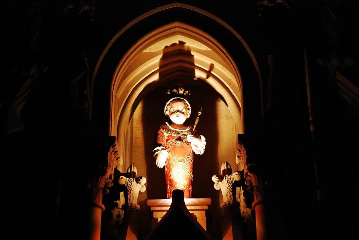L'Enfant Jésus de Beaune, le Petit Roi de Grâce