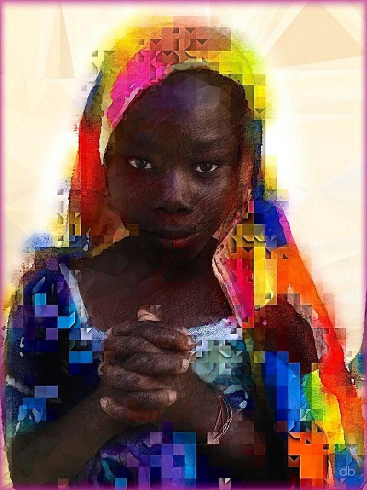 BOHNSACK - repose-toi RAINBOW GIRL