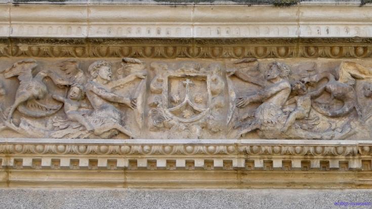 Convento de la Imagen (Alcalá de Henares) Lintel