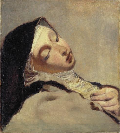 St Teresa in Ecstasy - Ernst Josephson