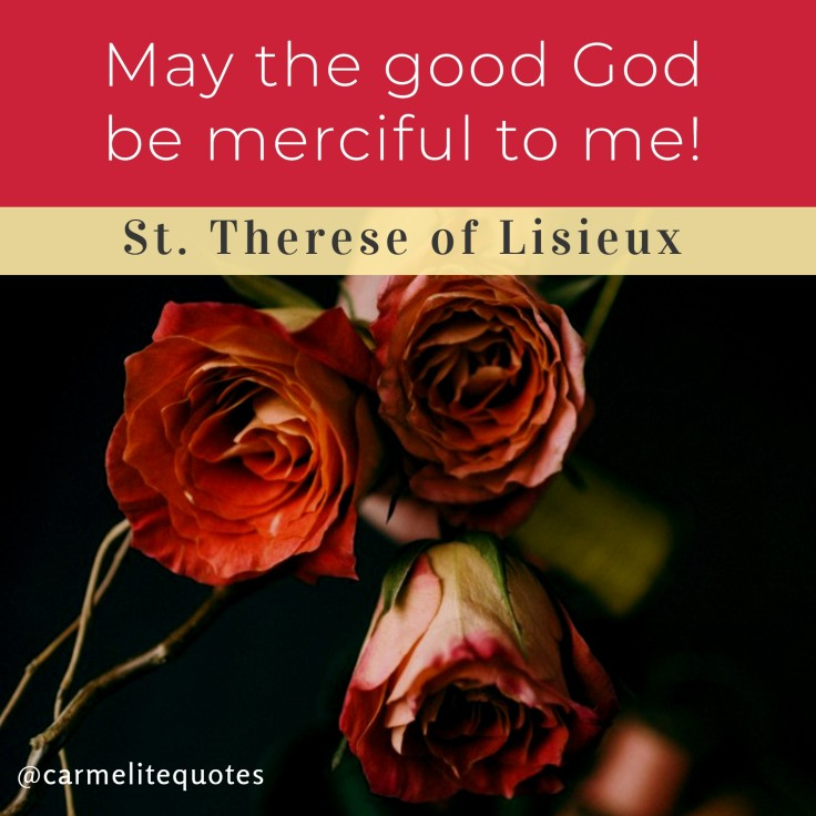 THERESE - May the Good God be merciful to me IGsize