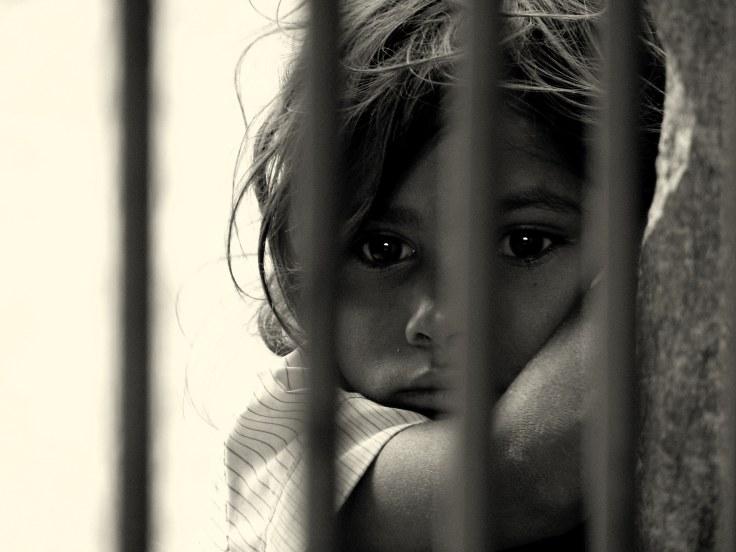 Free me beggar girl