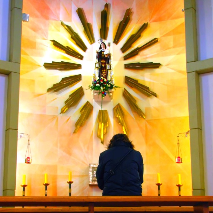 TERESA ANDES - Santuario Auco Church IGsize