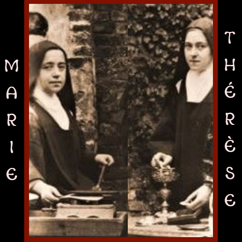 THERESE - Marie Therese sacristines