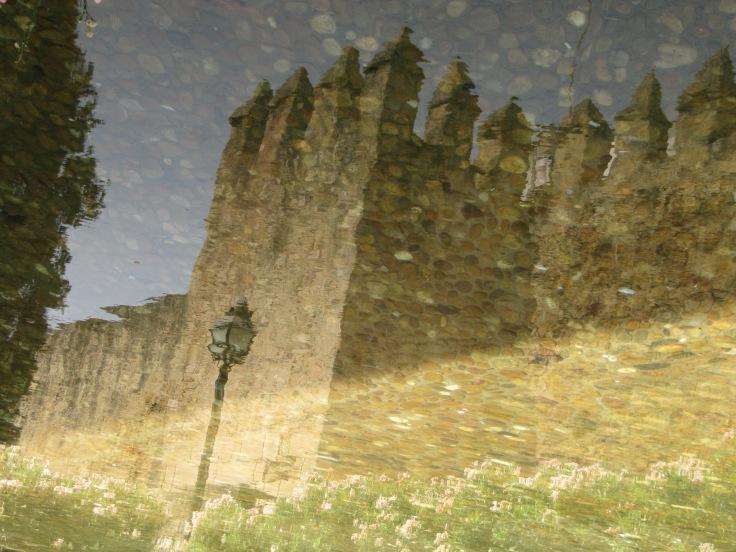 Cordoba walls
