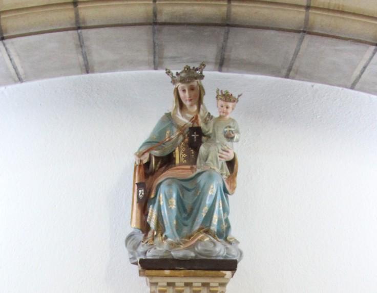 Holy_Land_2016_P0613_Bethlehem_Carmel_st._Joseph_chapel_side_altar (2)
