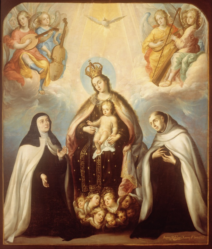 Juan_Rodríguez_Juárez_-_The_Virgin_of_the_Carmen_with_Saint_Theresa_and_Saint_John_of_the_Cross_-_Google_Art_Project