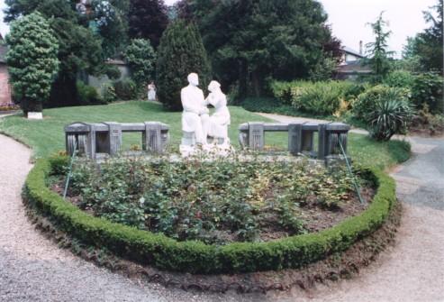 Les Buissonnets - Garden