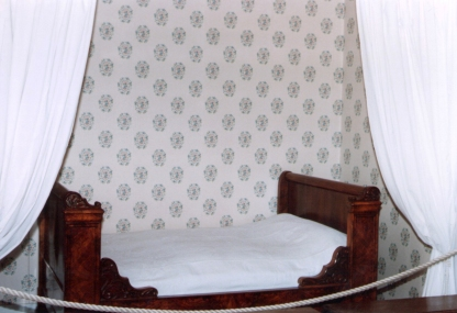 Les Buissonnets - St. Therese of Lisieux's Bed