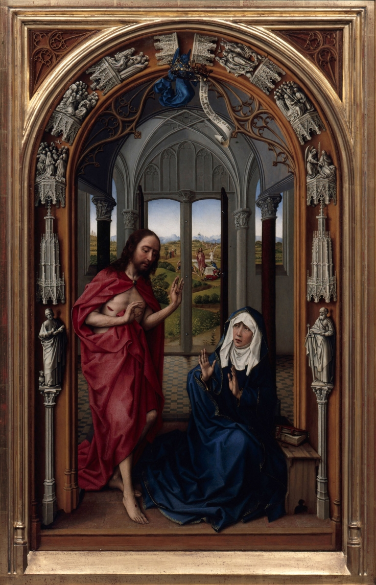 Rogier_van_der_Weyden_-_The_Altar_of_Our_Lady_(Miraflores_Altar)_-_Google_Art_Project_(right_panel_without_frame)