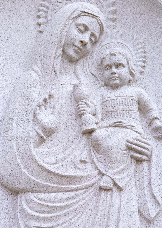 Spring Grove Cemetery & Arboretum Madonna_DavidOhmer