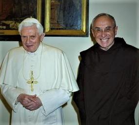 2011 Benedict XVI Léthel Vatican Retreat