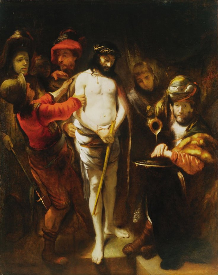 Christ before Pilate_Regnier VAN GHERWEN