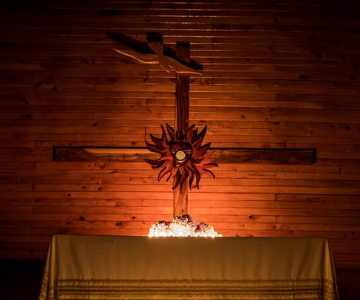 Eucharistic Adoration Costa Rica Luis Rodríguez Flickr