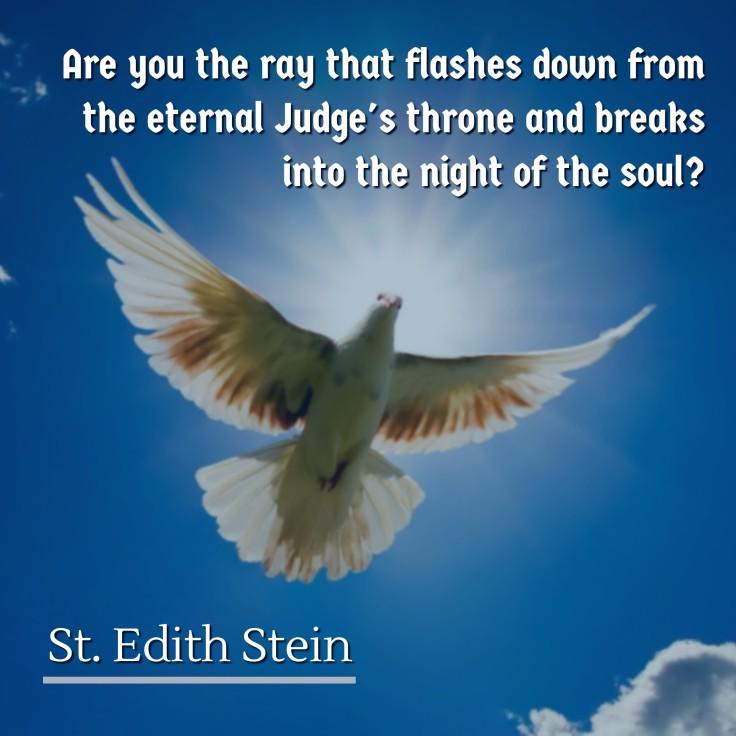 Pentecost Novena 4-17 Edith