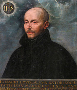 Ignatius Loyola_Círculo de Diego Valentín Díaz_1620