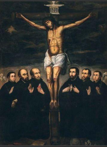 Jesuits_first Jesuit saints_Lima