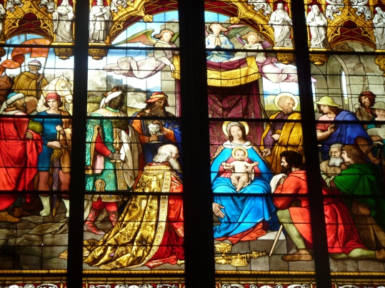 Adoration_of_the_Kings_Cologne Cathedral window_Robyn Fleming Flickr