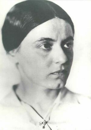 Edith Stein 1931 Wien