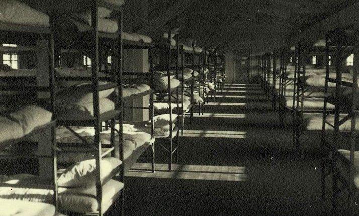 Westerbork barracks