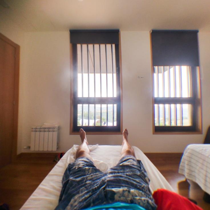 Camino Santiago hostel bedroom Rufus Gefangenen flickr 28929843411_5d05c9ed4c_o