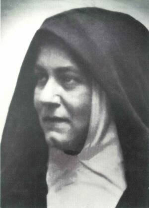 Edith Stein 1942 Echt
