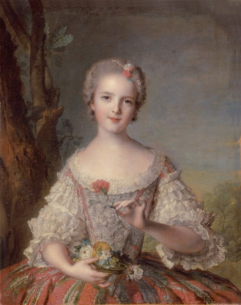 NATTIER_Jean-Marc_Madame Louise de France