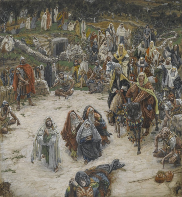 Crucifixion_View From the Cross_Tissot_Brooklyn Museum
