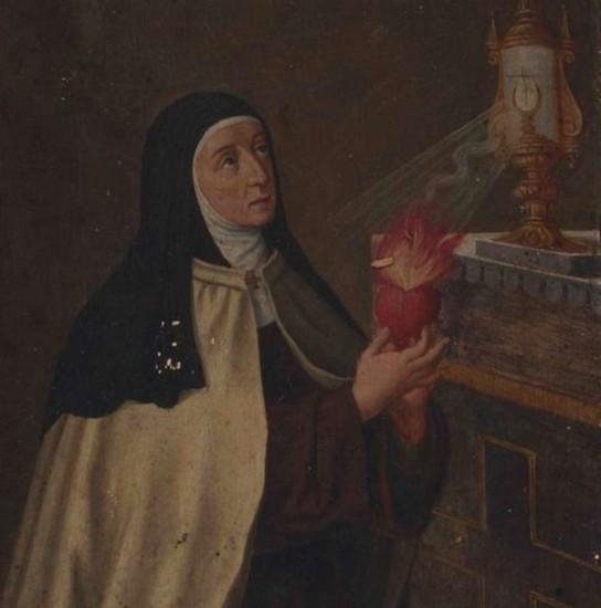 Ana_de_Jesús Carmel de Pontoise