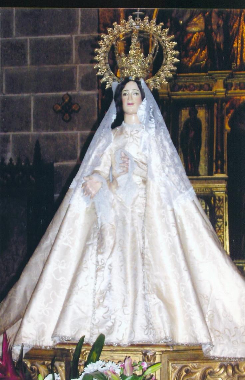 Virgen de la Caridad Cathedral of Avila Juan NOLLA BENAGES Flickr 6037499941_a7cf838ff2_o