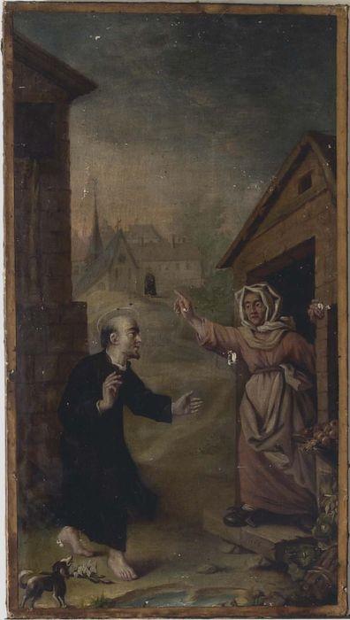 Evasion de saint jean de la croix Carmel de Pontoise 95W00982