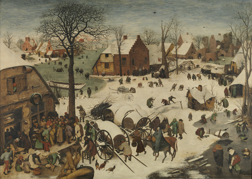 Nativity Census Bruegel Belgium copy bruegel-3637dig-l