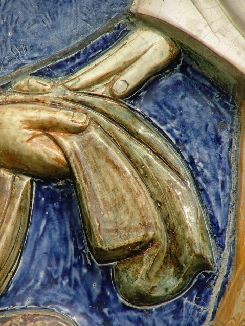 Scapular Vision Shrine Aylesford gbcarmelite Flickr 7141273775_ba0de9914c_o