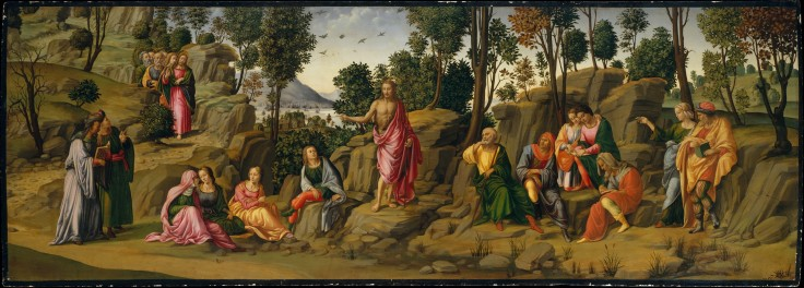 John-the-Baptist-bearing-witness_MetMuseum Granacci
